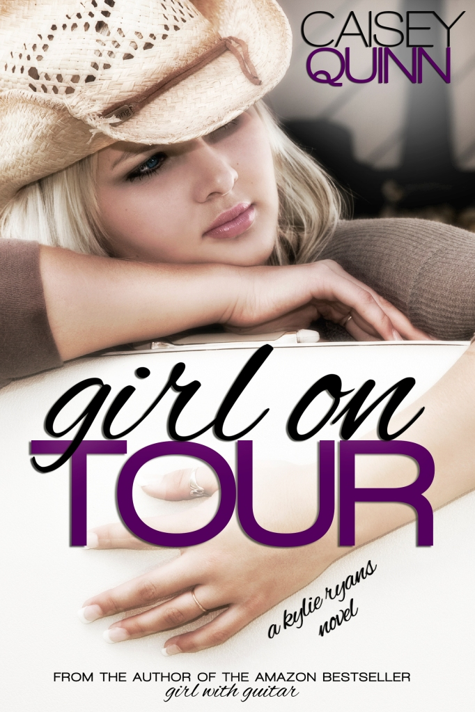 Girl on Tour - Caisey Quinn - Amazon Smashwords Goodreads
